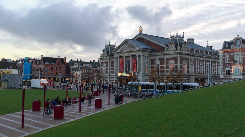 Live Recording Carmina Burana Concertgebouw Amsterdam raymond Janssen
